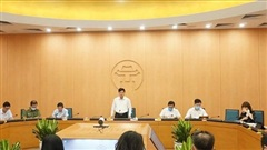 Hà Nội: Tăng cường kiểm tra công tác phòng dịch tại các bệnh viện