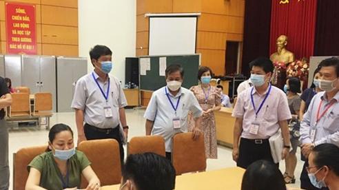 Hà Nội phấn đấu hoàn thành chấm thi tốt nghiệp THPT vào ngày 24-8