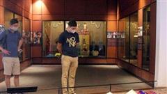 Chặn dịch Covid-19 vào bảo tàng, di tích