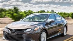 Giá xe ôtô hôm nay 14/8: Toyota Camry có giá 1,029-1,235 tỷ đồng