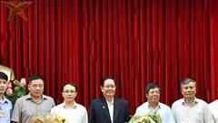 Công bố quyết định điều động, bổ nhiệm nhân sự 3 Bộ