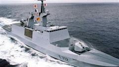 Pháp điều tàu tàng hình khi căng với Thổ