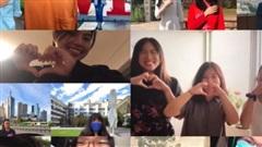 Du học sinh Việt toàn thế giới xúc động làm clip hướng về đất nước