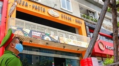 Hà Nội: Nhân viên giao pizza nhiễm COVID-19 phổi bị tổn thương 70%, phải hỗ trợ máy mức cao