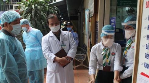 Liên quan đến ca bệnh 867, Bộ Y tế nhắc nhở toàn ngành tuân thủ phòng chống dịch COVID-19