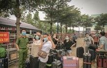 Bình Dương: 342 người từ Nhật Bản về đã hết thời gian cách ly