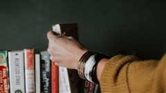 Đọc sách là phải thu được điều bổ ích, hãy để não luôn trong trạng thái tích cực thu thập thông tin
