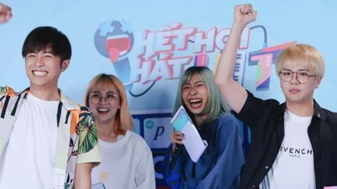 Hết hơi hát hit tập 2: Duy Khánh tiết lộ rất ghét 'Tuesday', cùng Gin Tuấn Kiệt, Misthy và Di Di 'quẩy' điên đảo hit 'How You Like That' (BlackPink)