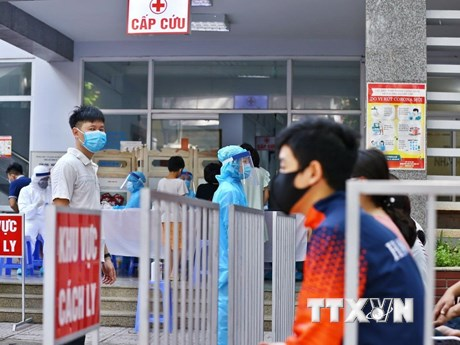Bệnh viện tuyệt đối không để người nghi mắc COVID-19 tự ý di chuyển