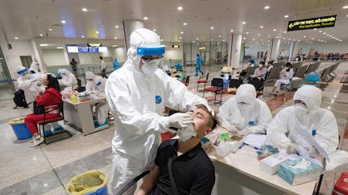 Nguồn lây cho ca bệnh 867- bệnh nhân thứ 8 nhiễm COVID-19 của Hà Nội là ở Hải Dương
