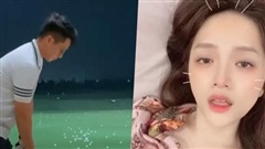 Trong khi Matt Liu một mình đi đánh golf thì Hương Giang lại gây chú ý khi nói 'muốn yêu quá': Đang có chuyện gì xảy ra?