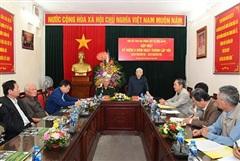Người theo sát Hội Hỗ trợ gia đình liệt sĩ Việt Nam