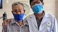 80 tuổi, cụ ông vẫn khiêng nổi 10kg trước khi bị 'thoái hóa điểm vàng'
