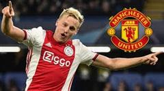 Van De Beek gọi MU, Arsenal sắp 'nổ' thêm Coutinho