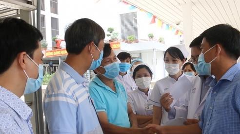 Đội phản ứng nhanh số 7, Bệnh viện Chợ Rẫy khẩn trương 'chi viện' cho Đà Nẵng