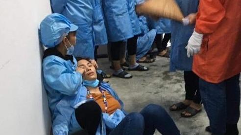 Công an điều tra vụ nhiều công nhân Công ty kỹ thuật điện tử Tonly Việt Nam bị ngất