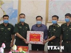 Lạng Sơn kiểm tra công tác phòng chống dịch COVID-19 trên biên giới