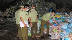 Đắk Lắk: Phát hiện kho hàng chứa hơn 4 tấn phân bón sai phạm
