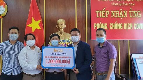 Quảng Nam tiếp nhận hơn 21 tỷ đồng hỗ trợ phòng, chống dịch bệnh Covid-19