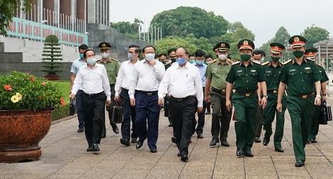 Hôm nay, mở cửa trở lại Lăng Chủ tịch Hồ Chí Minh