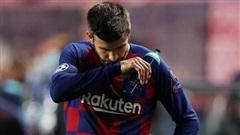 Pique bức xúc: 'Barca cần thực hiện cuộc đại phẫu'