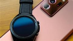 Khui hộp Galaxy Watch3 chính hãng tại Việt Nam: Thiết kế cổ điển, nhiều nâng cấp mới