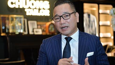 Chương Tailor: Bộ vest 600 triệu và tham vọng đặt dấu chân lên kinh đô thời trang Anh quốc