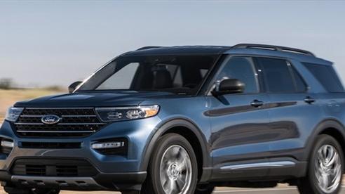 Ford Explorer 2021 đang giảm giá bán mọi phiên bản tại Mỹ