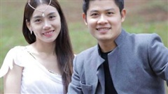 7 năm hạnh phúc của nhạc sĩ Nguyên Văn Chung và giáo viên tiếng Hàn bất chấp áp lực từ bố mẹ vợ