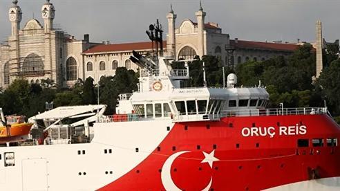 Ankara đe dọa Pháp leo thang ở Địa Trung Hải