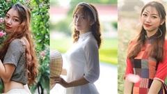 Chuyện về cô gái Lào gốc Việt giảm 18kg thi HHVN 2020