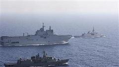 Địa Trung Hải 'nóng' vì căng thẳng giữa Thổ Nhĩ Kỳ, Hy Lạp, Pháp