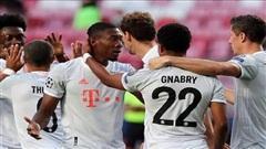 Bayern Munich lập kỷ lục sau khi đánh bại Barcelona