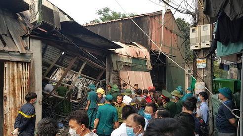 Kinh hoàng vụ cháy xưởng làm 8 người thiệt mạng và nỗi đau người ở lại