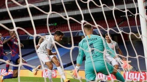 Thua tan nát, Barcelona nguy cơ mất thêm 4,5 triệu bảng… vì Coutinho!
