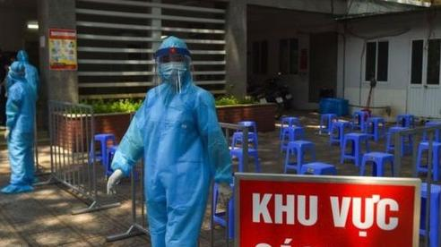 Hậu Giang thông báo hỏa tốc 5 trường hợp F1 Covid-19 liên quan đến Đà Nẵng