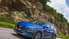 Giá xe ôtô hôm nay 16/8: Hyundai Kona dao động từ 636 - 750 triệu đồng