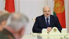 EU áp đòn trừng phạt, ông Lukashenko nói về biểu tình