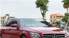 Chưa kịp thay dầu lần đầu, Mercedes-Benz E 200 Sport 2020 bán lại rẻ hơn mua mới tới cả trăm triệu đồng