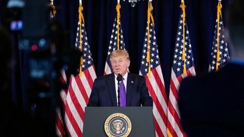 Tổng thống Trump: 'Trung Quốc muốn làm tôi vui lòng'
