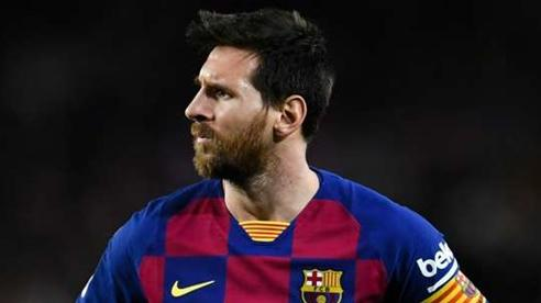 Man City sẵn sàng trả bất cứ giá nào để có được Messi