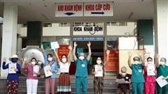 Thêm 7 bệnh nhân mắc Covid-19 ở Đà Nẵng được công bố chữa khỏi
