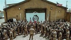 Căn cứ Mỹ ở Iraq lại trúng tên lửa Katyusha