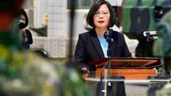 Đài Loan trước nguy cơ bị 'mắc kẹt' trong giằng co giữa Mỹ và Trung Quốc