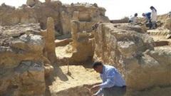 Kinh hoàng công chúa 'cười' trong ngôi mộ cổ