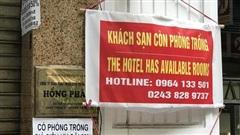 Hà Nội: Khách sạn hạng sang giảm đến 70% vẫn trống phòng do ảnh hưởng dịch COVID-19