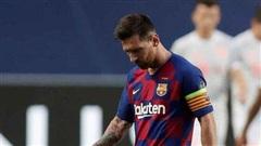 Messi muốn rời Barca ngay lập tức
