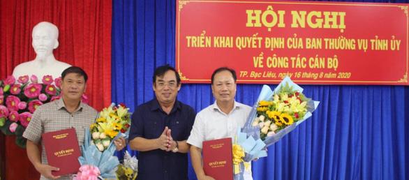 Quan lộ của Phó Chủ tịch TP. Bạc Liêu vừa được bổ nhiệm làm Phó giám đốc sở Xây dựng sau khi bị kỷ luật