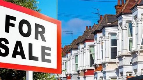 Doanh số bán nhà tại Anh ghi nhận mức cao kỷ lục