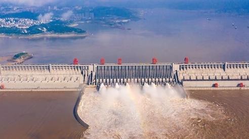 Trung Quốc nỗ lực chống lũ hồ chứa Đập Tam Hiệp